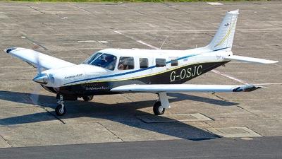 G-OSJC - Piper PA-32R-301 Saratoga SP - Private