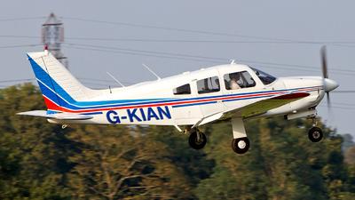 G-KIAN - Piper PA-28R-201T Turbo Cherokee Arrow III - Private