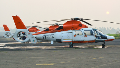 VT-PHZ - Eurocopter AS 365N3 Dauphin - Pawan Hans Helicopters