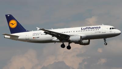 D-AIQP - Airbus A320-211 - Lufthansa