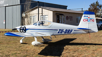 ZU-DRF - Vans RV-9A - Private