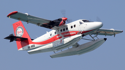 8Q-MBB - De Havilland Canada DHC-6-300 Twin Otter - Trans Maldivian Airways