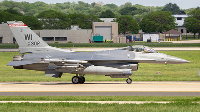 86-0302 - General Dynamics F-16C Fighting Falcon - United States - US Air Force (USAF)