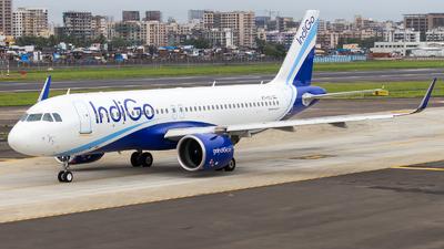 A picture of VTITU - Airbus A320271N - IndiGo - © Janam Parikh
