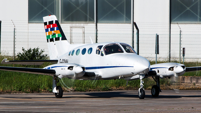 F-GOMM - Cessna 414 - Missoni