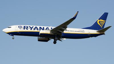 9H-QAK - Boeing 737-8AS - Ryanair (Malta Air)