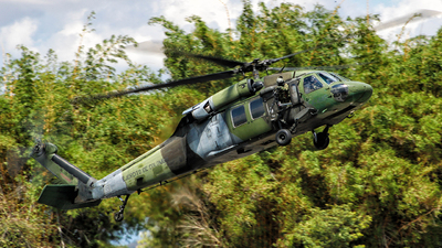 EJC2145 - Sikorsky UH-60L Blackhawk - Colombia - Army