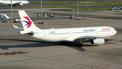 B-300Q - Airbus A330-343 - China Eastern Airlines