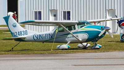 A picture of N2483Q - Cessna 182K Skylane - [18257683] - © Gary Guy