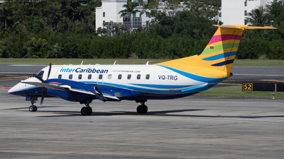 VQ-TRG - Embraer EMB-120ER Brasília - interCaribbean Airways