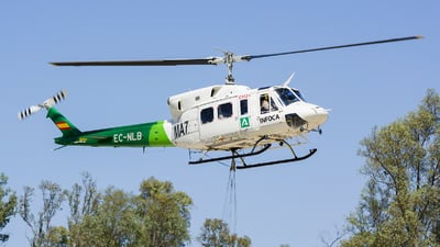 EC-NLB - Bell 212 - Babcock MCS Spain