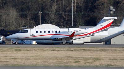 C-GTLP - Bombardier Learjet 70 - Private
