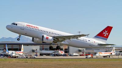 9H-AER - Airbus A320-214 - Air Malta