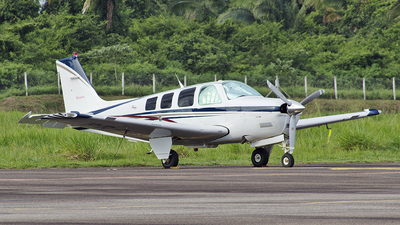 PR-WAM - Beechcraft A36 Bonanza - Private