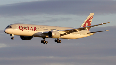 A7-BHB - Boeing 787-9 Dreamliner - Qatar Airways