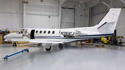 N351CJ - Cessna 550 Citation II - Private