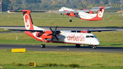 D-ABQE - Bombardier Dash 8-Q402 - Air Berlin (LGW Luftfahrtgesellschaft Walter)