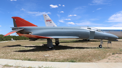 64-0741 - McDonnell Douglas EF-4C Phantom II - United States - US Air Force (USAF)