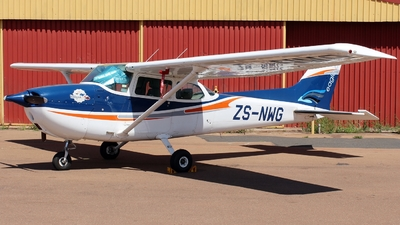 ZS-NWG - Cessna 172M Skyhawk - Eagle Air Flight School