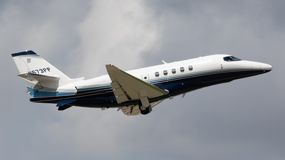 N673PP - Cessna Citation Latitude - Private