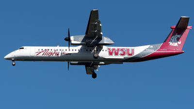 N401QX - Bombardier Dash 8-Q402 - Alaska Airlines (Horizon Air)