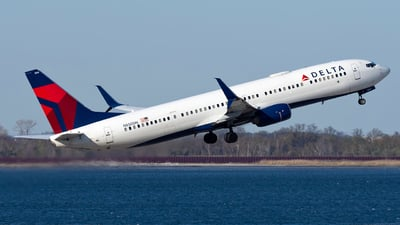 A picture of N850DN - Boeing 737932(ER) - Delta Air Lines - © Mark Szemberski