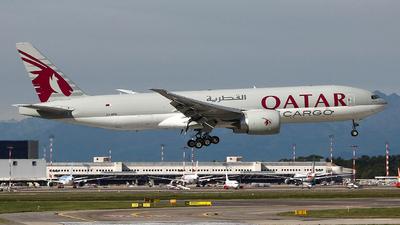 A7-BFH - Boeing 777-FDZ - Qatar Airways Cargo