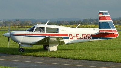 D-EJBR - Mooney M20J-201 - Private