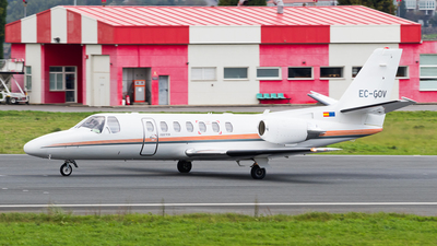 EC-GOV - Cessna 560 Citation Ultra - Executive Airlines
