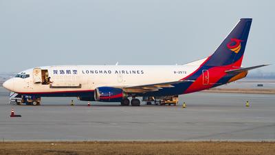 B-2572 - Boeing 737-39P(SF) - Longhao Airlines