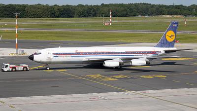 D-ABOD - Boeing 707-430 - Lufthansa