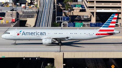 N152UW - Airbus A321-211 - American Airlines