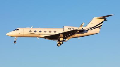 N154G - Gulfstream G-IV - Private