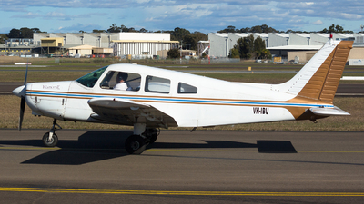 VH-IBU - Piper PA-28-151 Cherokee Warrior - Private