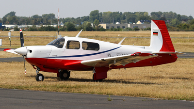 D-EIKE - Mooney M20J-201 - Private