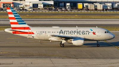 N702UW - Airbus A319-112 - American Airlines