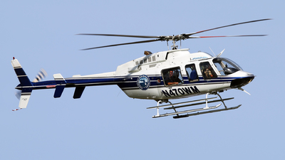 N470WM - Bell 407 - South Florida Water Management