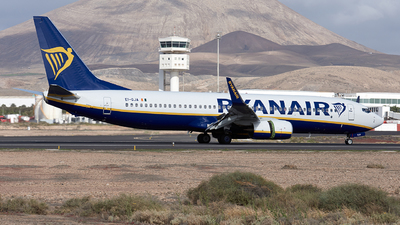 EI-GJA - Boeing 737-8AS - Ryanair