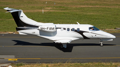 9H-FAM - Embraer 500 Phenom 100 - Luxwing