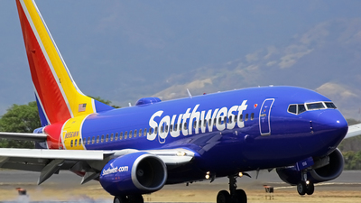 N556WN - Boeing 737-7BD - Southwest Airlines