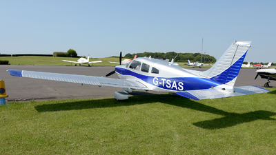 G-TSAS - Piper PA-28-180 Archer - Private
