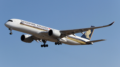 A picture of 9VSHE - Airbus A350941 - Singapore Airlines - © ceci wong