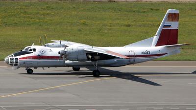 30063 - Antonov An-30 - Flight Research Aerogeophysical Center