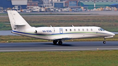 A picture of VHEXQ - Cessna 680 Citation Sovereign - [6800129] - © Raihan Ahmed