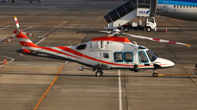 JA06AY - Agusta-Westland AW-169 - Private