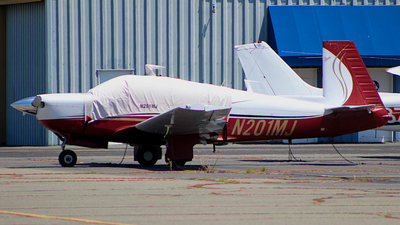 N201MJ - Mooney M20J-201 - Private