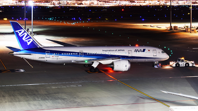JA835A - Boeing 787-8 Dreamliner - All Nippon Airways (Air Japan)