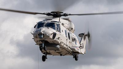 RN-02 - NH Industries NH-90NFH - Belgium - Air Force