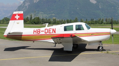 A picture of HBDEN - Mooney M20E - [714] - © Manueljb