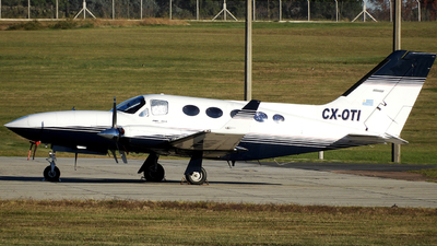 CX-OTI - Cessna 414A Chancellor - Private